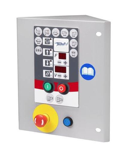 Bedientafel 1 Saving | Technifol