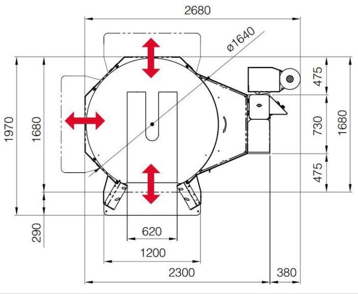 Technische Zeichnung 2 Saving | Technifol