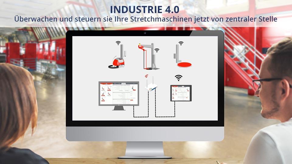 Industrie 4.0 | App | Technifol