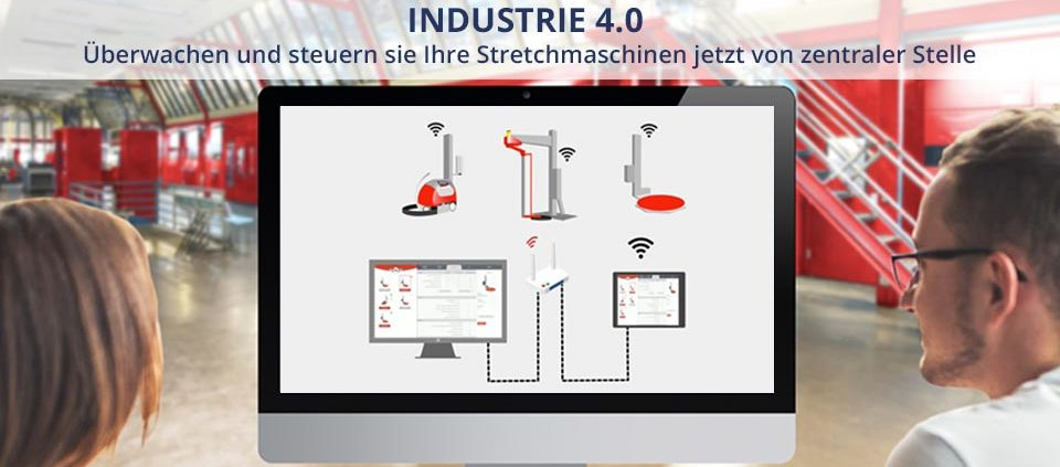 News | Industrie 4.0 | App | Technifol
