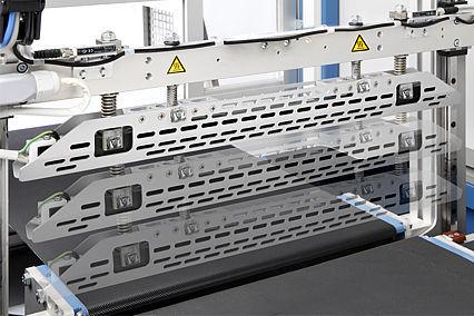 Seitenschweißmaschine COMPACTA GENIUS | Technifol für BVM Brunner