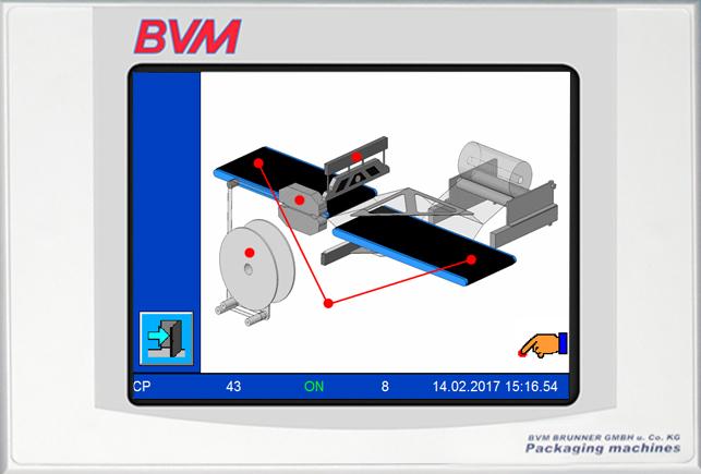 Seitenschweißmaschine COMPACTA | Technifol für BVM Brunner