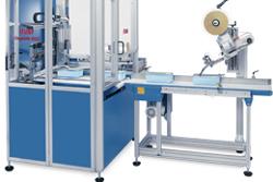 Etikettierer | Technifol für BVM Brunner