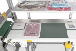 Zuführband mit Feldmarkierungen | Technifol für BVM Brunner
