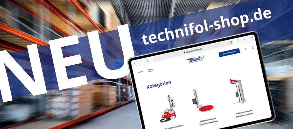 Online-Shop | technifol-shop.de | Technifol
