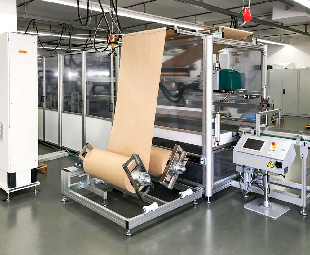 Papertec 800 | Technifol für BVM Brunner